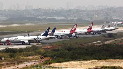 SBGR - Airport - Ramp