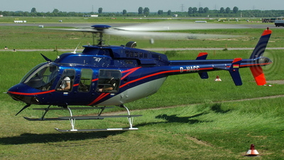 D-HACC - Bell 407 - Private