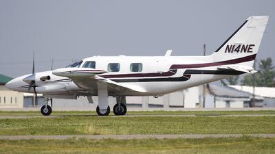 A picture of N14NE - Piper PA31T1 Cheyenne I - [31T1104012] - © Jeremy D. Dando