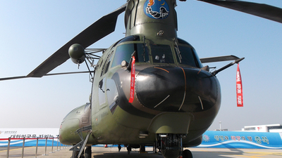 19-082 - Boeing HH-47D Chinook - South Korea - Air Force