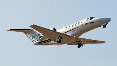 OO-FLN - Cessna 525A CitationJet 2 - Private