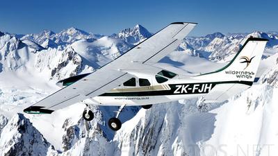 ZK-FJH - Cessna P206E Super Skylane - Wilderness Wings