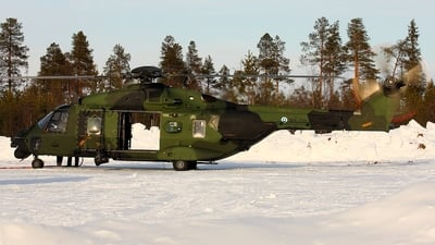 NH-216 - NH Industries NH-90TTH - Finland - Army
