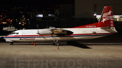 HP-1604PST - Fokker F27-500F Friendship - Air Panama