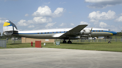 N974R - Lockheed L-1649A Starliner - Private