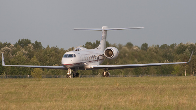 HB-IMJ - Gulfstream G-V - G5 Executive