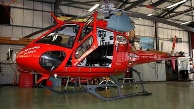 HB-ZKT - Aérospatiale AS 350B3 Ecureuil - Berner Oberländer Helikopter (BOHAG)