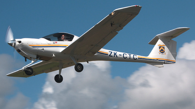 ZK-CTC - Diamond DA-20-C1 Eclipse - CTC Aviation Training