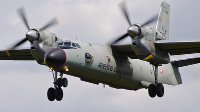 A picture of K2695 - Antonov An32RE -  - © Vasiliy Koba