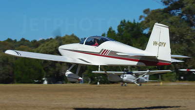 VH-DYV - Vans RV-9A - Private