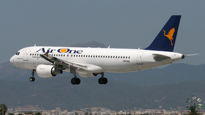 I-WEBB - Airbus A320-214 - Air One