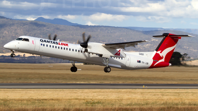 VH-LQB - Bombardier Dash 8-Q402 - QantasLink (Sunstate Airlines)