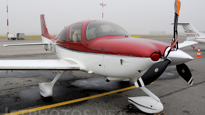 SP-GKM - Cirrus SR22T - Private