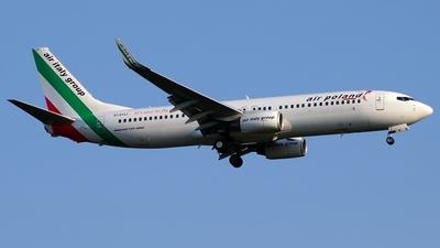 EI-EOJ - Boeing 737-8BK - Air Poland