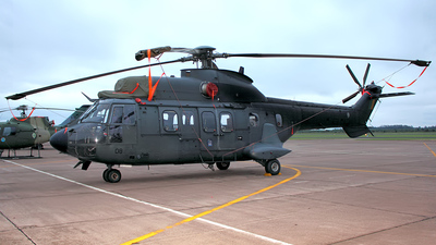 EB4008 - Eurocopter AS 532UC Cougar - Brazil - Army