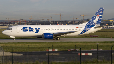 TC-SKB - Boeing 737-430 - Sky Airlines