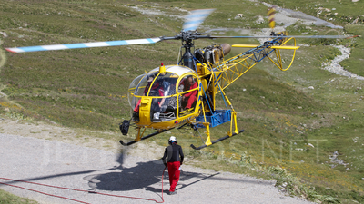 I-AMAY - Aérospatiale SA 315B Lama - Pellissier Helicopter