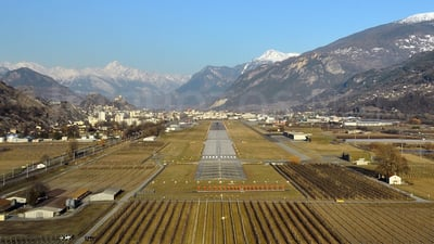 LSGS - Airport - Airport Overview