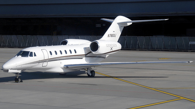 N780XJ - Cessna 750 Citation X - Private