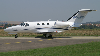 OK-LEO - Cessna 510 Citation Mustang - Time Air