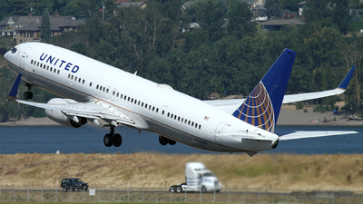 N39418 - Boeing 737-924ER - United Airlines (Continental Airlines)