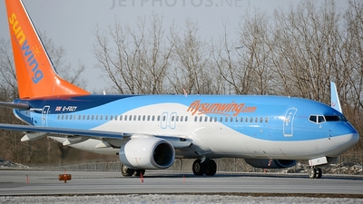 G-FDZY - Boeing 737-8K5 - Sunwing Airlines (Thomson Airways)