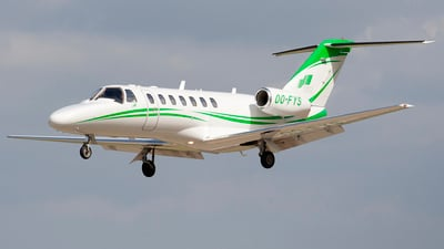 OO-FYS - Cessna 525B CitationJet 3 - Private
