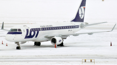 SP-LIH - Embraer 170-200LR - LOT Polish Airlines