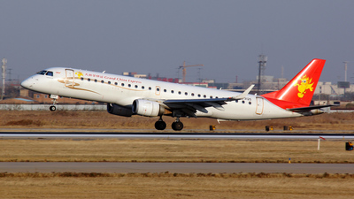 B-3125 - Embraer 190-100IGW - Grand China Express
