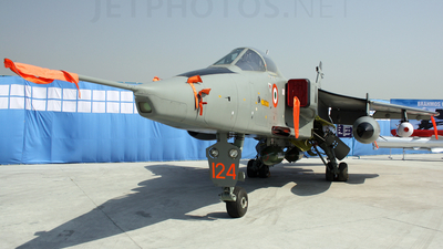JS124 - Sepecat Jaguar IS - India - Air Force