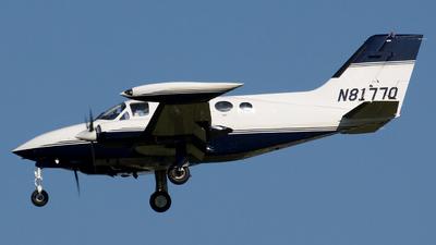 A picture of N8177Q - Cessna 414 - [4140077] - © Jeremy D. Dando