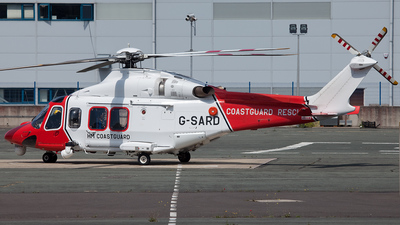 A picture of GSARD - AgustaWestland AW139 - CHC Helikopter Service - © Ian Busby