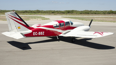 EC-BBZ - Piper PA-23-250 Aztec C - Speed Fly
