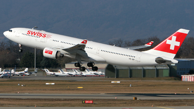 HB-IQG - Airbus A330-223 - Swiss