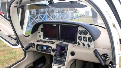 ZK-SRT - Cirrus SR20-G2 - Private