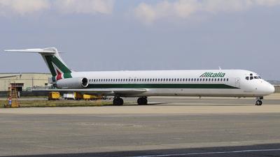 I-DANQ - McDonnell Douglas MD-82 - Alitalia