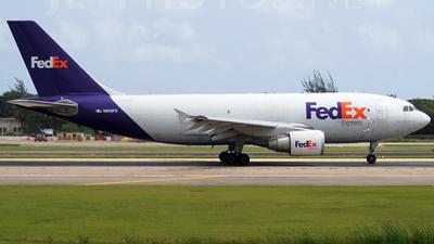 N809FD - Airbus A310-324(F) - FedEx