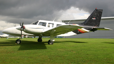ZK-UPX - Piper PA-34-220T Seneca III - Private