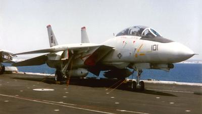 161873 - Grumman F-14A Tomcat - United States - US Navy (USN)