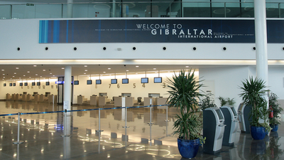 LXGB - Airport - Terminal