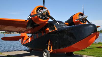 N789 - Grumman G-21A Goose - Private
