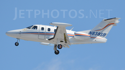 A picture of N838SB - Eclipse EA500 - [000056] - © Jay Selman - airlinersgallery.com