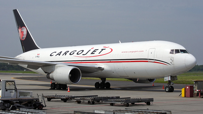 C-FMCJ - Boeing 767-223(BDSF) - Cargojet Airways