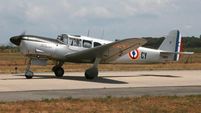 F-GMCY - Nord 1101 Nordalpha - Private