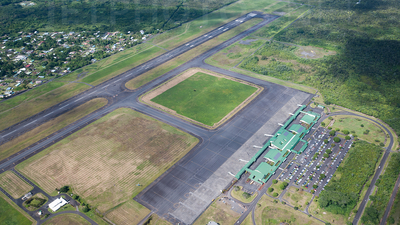 PHTO - Airport - Airport Overview