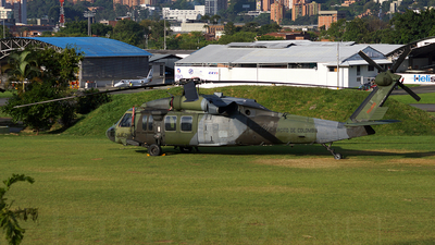 EJC-2186 - Sikorsky UH-60L Blackhawk - Colombia - Army