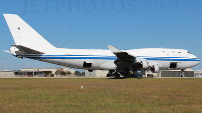 N939BA - Boeing 747-412(BCF) - Air China Cargo