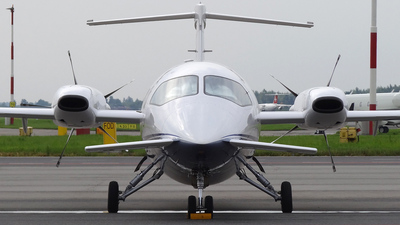 OY-TLP - Piaggio P-180 Avanti - Private