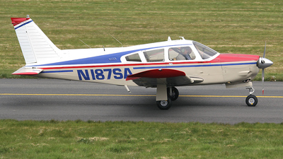 A picture of N187SA - Piper PA28R200 - [28R7235139] - © Ian Howat