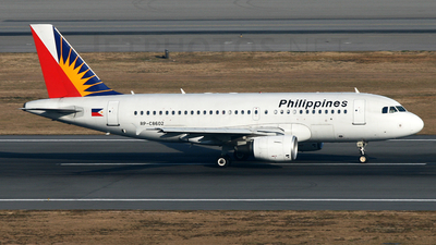 RP-C8602 - Airbus A319-112 - Philippine Airlines